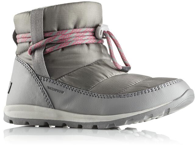 Sorel Whitney Short Boots Women Quarry